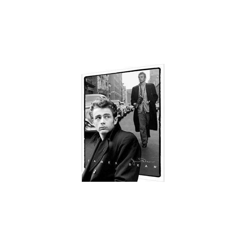 James Dean - 3D Plakát