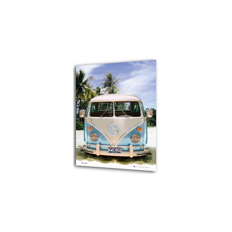 VW Californian Camper - 3D plakát