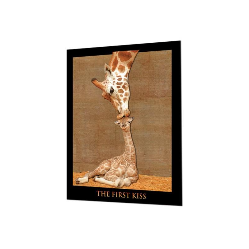 První polibek / First Kiss - 3D Plakát