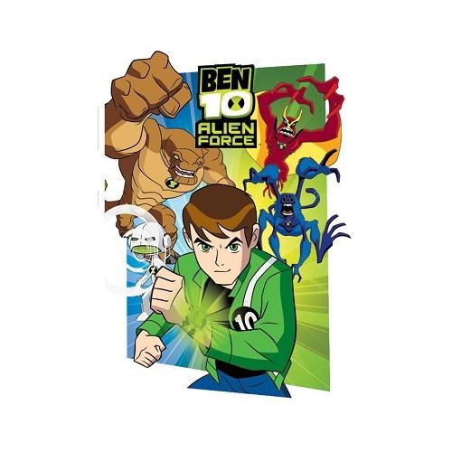 Ben 10 Alien Force - 3D plakát