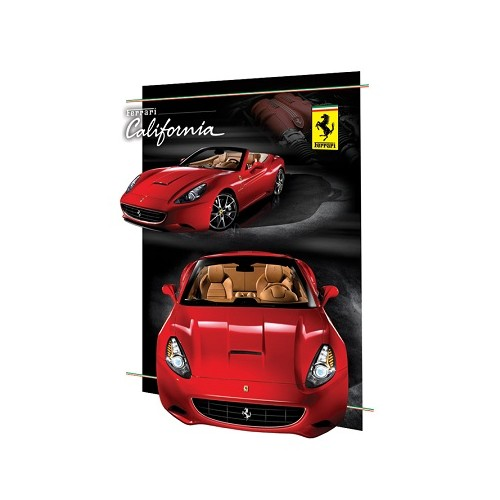 Ferrari - 3D plakát