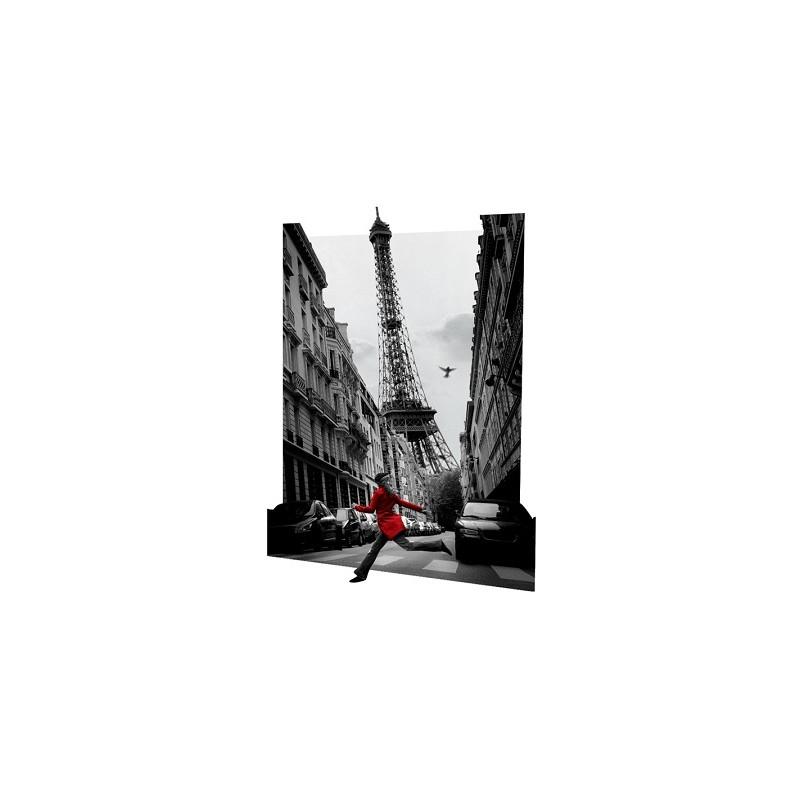 La Veste Rouge - 3D Plakát