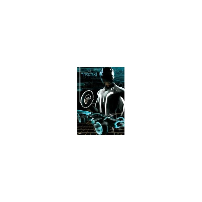 Tron Legacy - 3D plakát