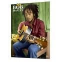 Bob Marley Guitar - 3D plakát