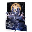 Ukradené Vánoce / The Nightmare Before Christmas - 3D Plakát